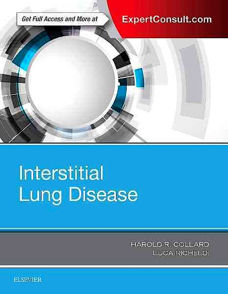 Portada del libro 9780323480246 Interstitial Lung Disease (Online and Print)