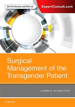 Portada del libro 9780323480895 Surgical Management of the Transgender Patient (Online and Print)