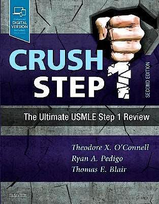 Portada del libro 9780323481632 Crush Step 1. The Ultimate USMLE Step 1 Review