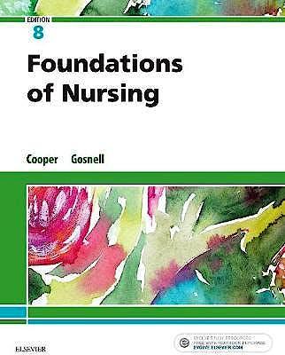 Portada del libro 9780323484367 Foundations of Nursing