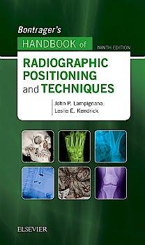Portada del libro 9780323485258 Bontrager's Handbook of Radiographic Positioning and Techniques