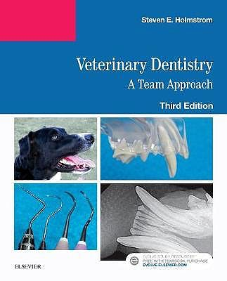 Portada del libro 9780323485272 Veterinary Dentistry. A Team Approach