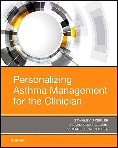 Portada del libro 9780323485524 Personalizing Asthma Management for the Clinician
