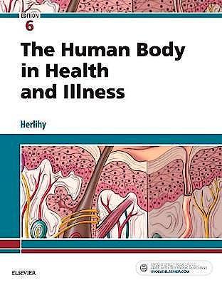 Portada del libro 9780323498449 The Human Body in Health and Illness