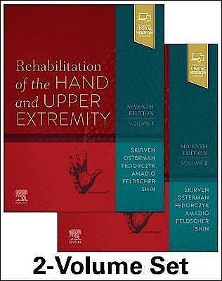Portada del libro 9780323509138 Rehabilitation of the Hand and Upper Extremity, 2 Vols. (Print + Online)