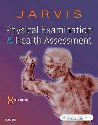 Portada del libro 9780323510806 Physical Examination and Health Assessment
