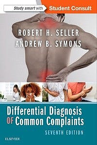 Portada del libro 9780323512329 Differential Diagnosis of Common Complaints + Online Access