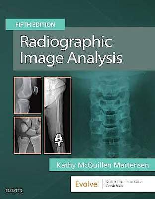 Portada del libro 9780323522816 Radiographic Image Analysis