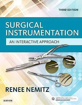 Portada del libro 9780323523707 Surgical Instrumentation. An Interactive Approach