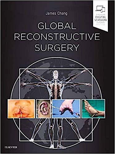 Portada del libro 9780323523776 Global Reconstructive Surgery