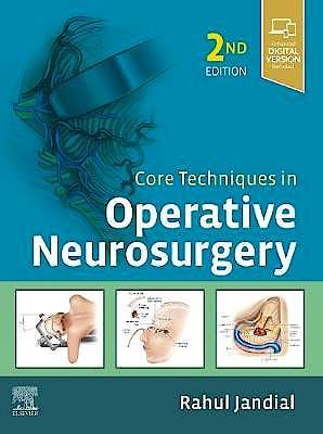 Portada del libro 9780323523813 Core Techniques in Operative Neurosurgery