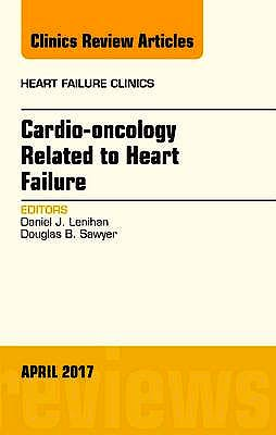 Portada del libro 9780323524087 Cardio-Oncology Related to Heart Failure, an Issue of Heart Failure Clinics, Vol. 13-2