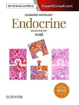 Portada del libro 9780323524803 Diagnostic Pathology. Endocrine (Print and Online)