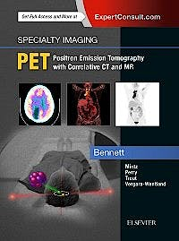 Portada del libro 9780323524841 Specialty Imaging. PET with Correlative CT and MR (Online and Print)