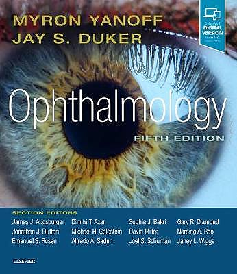 Portada del libro 9780323528191 Ophthalmology (Print and Online)