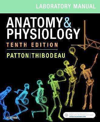 Portada del libro 9780323528924 Anatomy and Physiology. Laboratory Manual and E-Labs