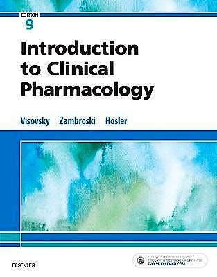 Portada del libro 9780323529112 Introduction to Clinical Pharmacology