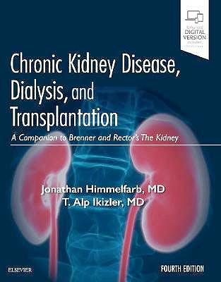Portada del libro 9780323529785 Chronic Kidney Disease, Dialysis, and Transplantation. A Companion to Brenner and Rector's The Kidney (Print and Online)