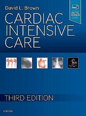 Portada del libro 9780323529938 Cardiac Intensive Care (Includes Digital Version)