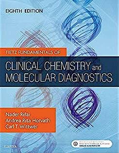 Portada del libro 9780323530446 Tietz Fundamentals of Clinical Chemistry and Molecular Diagnostics