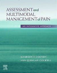 Portada del libro 9780323530798 Assessment and Multimodal Management of Pain. An Integrative Approach
