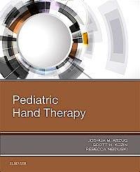 Portada del libro 9780323530910 Pediatric Hand Therapy