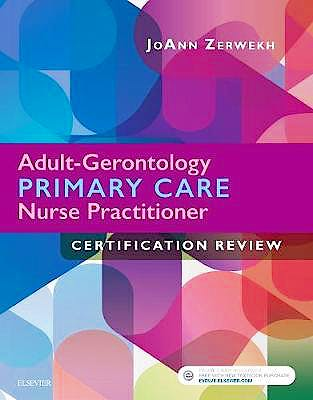 Portada del libro 9780323531986 Adult-Gerontology Primary Care Nurse Practitioner Certification Review
