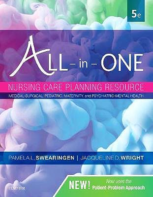 Portada del libro 9780323532006 All-in-One Nursing Care Planning Resource. Medical-Surgical, Pediatric, Maternity, and Psychiatric-Mental Health