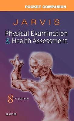 Portada del libro 9780323532020 Pocket Companion for Physical Examination and Health Assessment