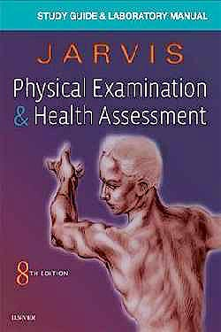 Portada del libro 9780323532037 Study Guide and Laboratory Manual for Physical Examination and Health Assessment