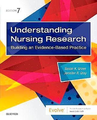 Portada del libro 9780323532051 Understanding Nursing Research. Building an Evidence-Based Practice