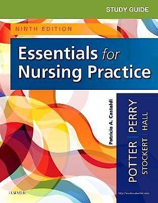 Portada del libro 9780323533034 Essentials for Nursing Practice. Study Guide