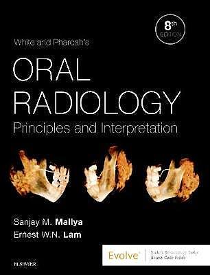 Portada del libro 9780323543835 White and Pharoah's Oral Radiology. Principles and Interpretation