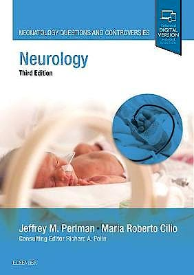 Portada del libro 9780323543927 Neurology (Neonatology Questions and Controversies) (Print and Online)
