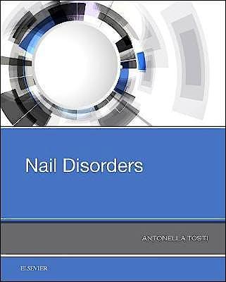 Portada del libro 9780323544337 Nail Disorders