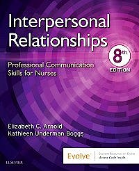 Portada del libro 9780323544801 Interpersonal Relationships. Professional Communication Skills for Nurses