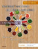 Portada del libro 9780323544900 Nutritional Foundations and Clinical Applications. A Nursing Approach