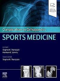 Portada del libro 9780323545983 Complications in Orthopaedics. Sports Medicine