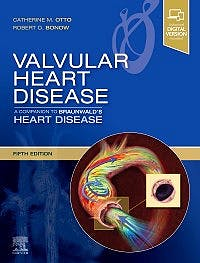 Portada del libro 9780323546331 Valvular Heart Disease. A Companion to Braunwald's Heart Disease