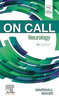 Portada del libro 9780323546942 On Call Neurology (Print + Online)