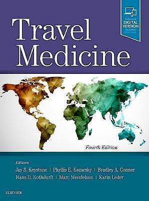 Portada del libro 9780323546966 Travel Medicine (Print + Online)
