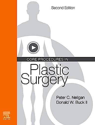 Portada del libro 9780323546973 Core Procedures in Plastic Surgery