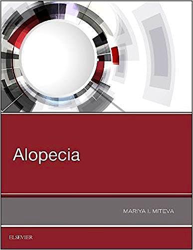 Portada del libro 9780323548250 Alopecia