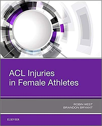 Portada del libro 9780323548397 ACL Injuries in Female Athletes