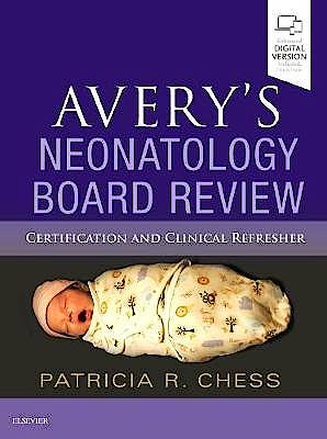 Portada del libro 9780323549325 Avery's Neonatology Board Review. Certification and Clinical Refresher