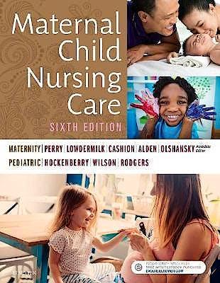 Portada del libro 9780323549387 Maternal Child Nursing Care