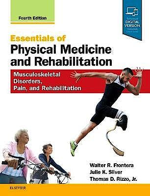 Portada del libro 9780323549479 Essentials of Physical Medicine and Rehabilitation. Musculoskeletal Disorders, Pain, and Rehabilitation (Print and Online)