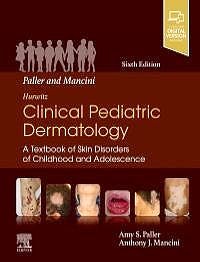 Portada del libro 9780323549882 Paller and Mancini Hurwitz Clinical Pediatric Dermatology. A Textbook of Skin Disorders of Childhood & Adolescence (Includes Digital Version)