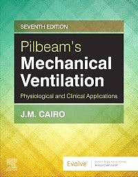 Portada del libro 9780323551274 Pilbeam's Mechanical Ventilation. Physiological and Clinical Applications