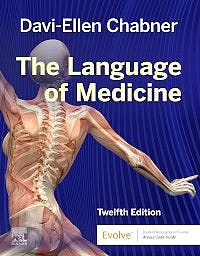 Portada del libro 9780323551472 The Language of Medicine